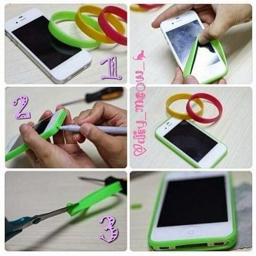How to make a Smartphone Bumper ~ GOODIY
