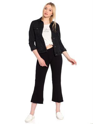 Siyah Pantolon -7YI621Z8-CVL