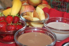 Decadent Fruit Dip | Everyday Paleo (The Croods)