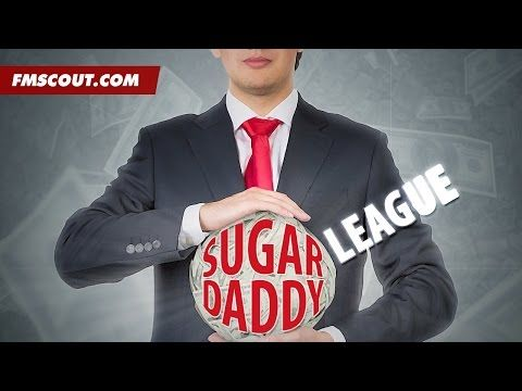 The Sugar Daddy League #2 - Football Manager 2016 Experiment - YouTube