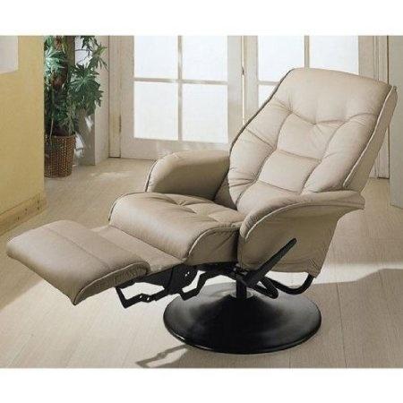 Amazon.com: New Tan RV Motorhome Swivel Recliner Captians Chair: Furniture & Decor