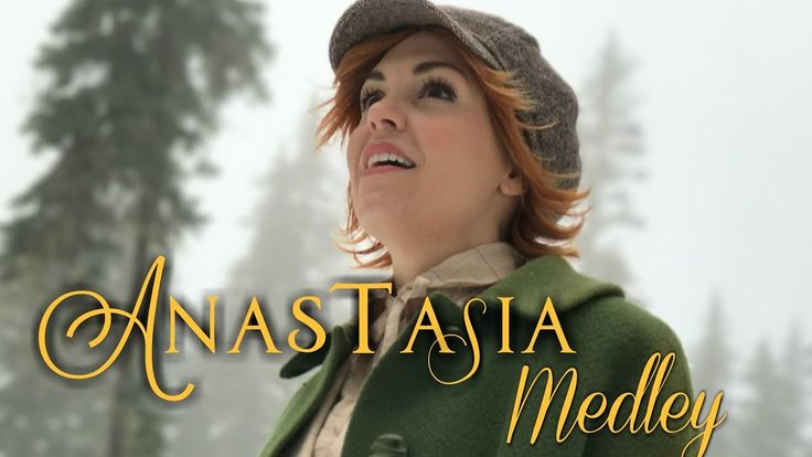 Anastasia in REAL LIFE - Once Upon a December & Journey to the Past - Ev...