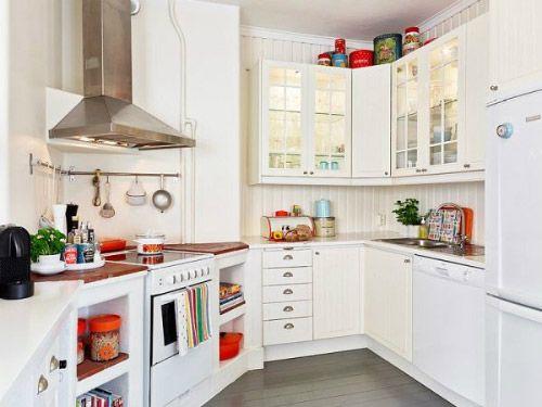 кухонный гарнитур для угловой кухни
