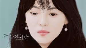 that winter , song hye kyo