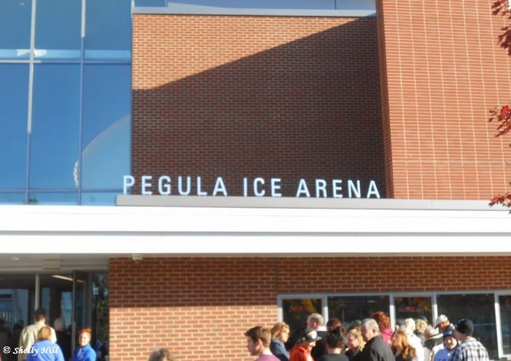 The Pegula Ice Arena in State College Pennsylvania - The arena features two ice skating rinks...one main one and then a smaller community rink. Learn more by visiting our site.