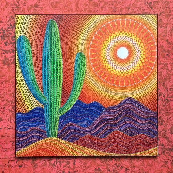 Colores impresión laminada en madera  Arizona por ElspethMcLean