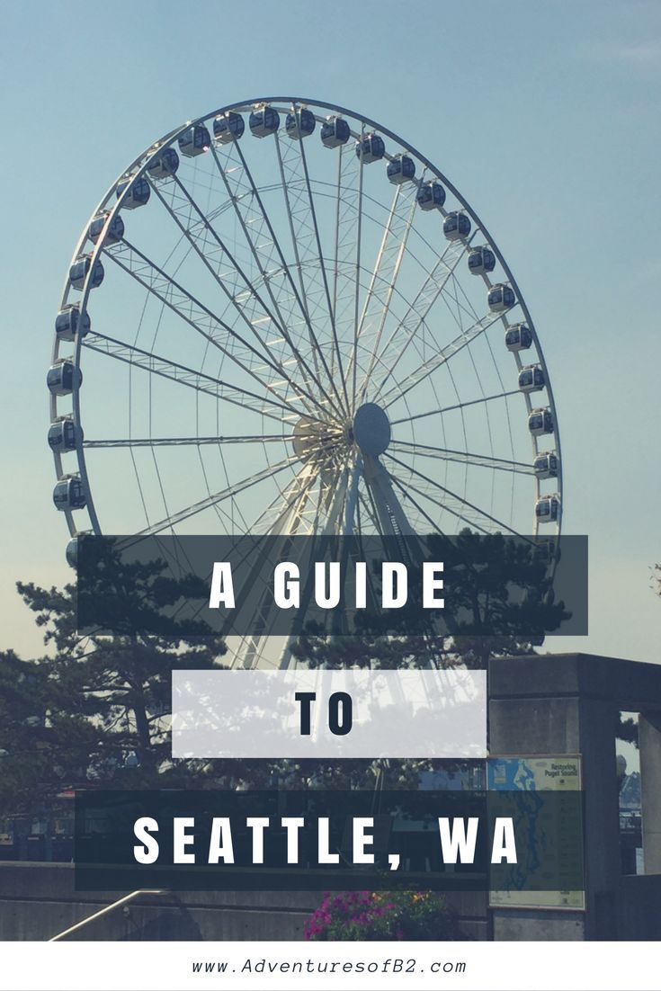 Here a guide to Seattle, Washington that gives you tons ofthings to see, eat and do for a short trip. Also, tips to help you find the perfect place to stay
