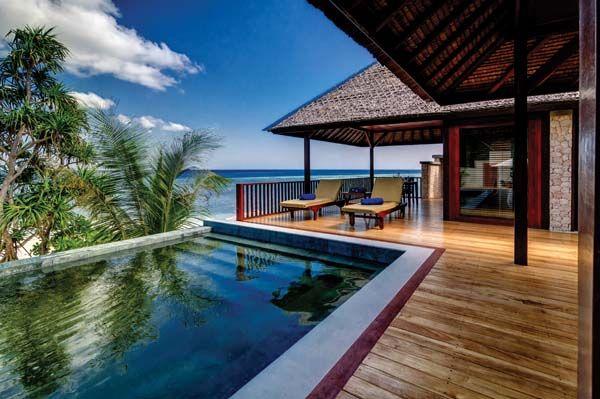 The Villas, Wakatobi Dive Resort, Indonesia.