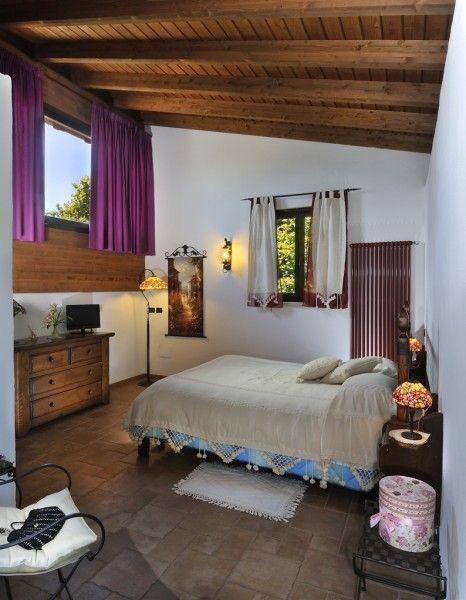 Superb #beamed #bedroom