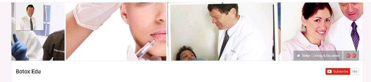 Botox training & education channel, with aesthetics videos covering Botox & Dermal Fillers Injection tips.