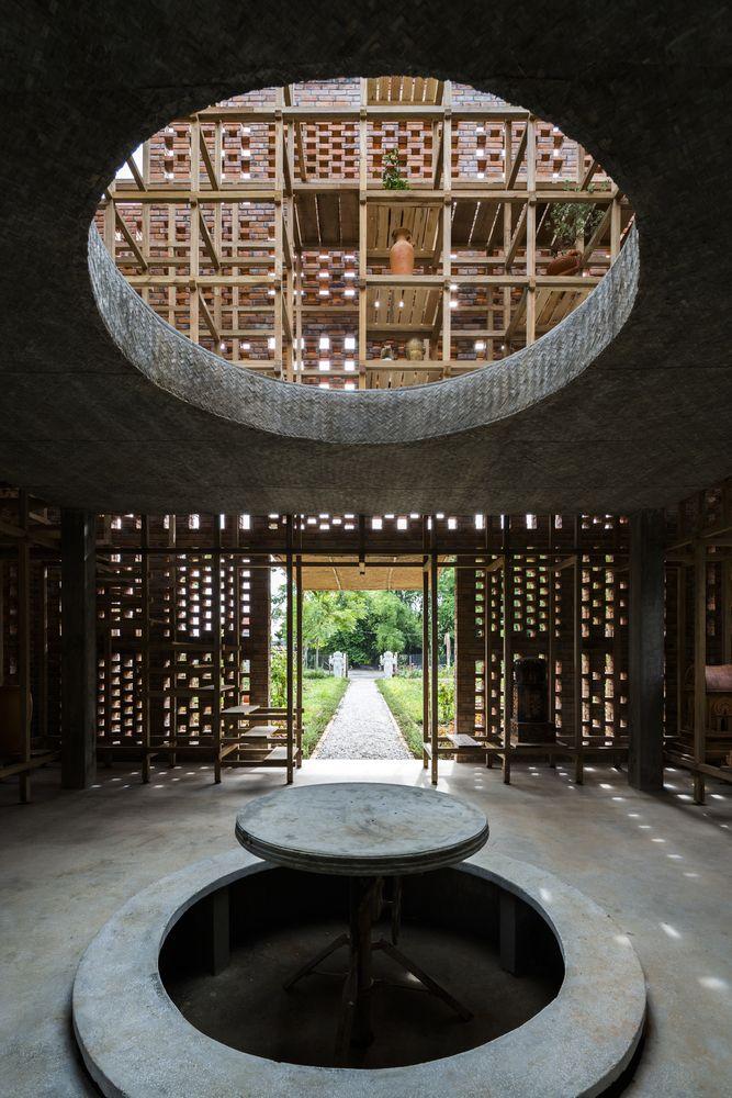 Gallery Of Terra Cotta Studio / Tropical Space   23