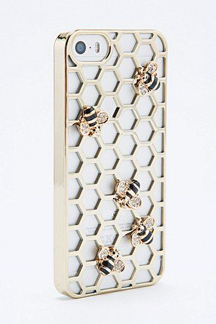 Skinnydip Bee iPhone 5 Case