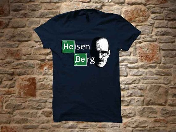 heisenberg 3D a 100 cotton branded Tshirt in a by communityshirt, $18.50