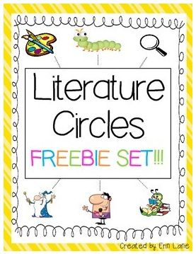 Literature Circle Pack!   When I first started literature circles with my second graders, I was a little hesitant that they could handle i...