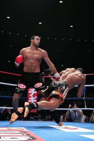 Badr Hari vs Alistair Overeem k1 winners kickboxing kickbox sport legends