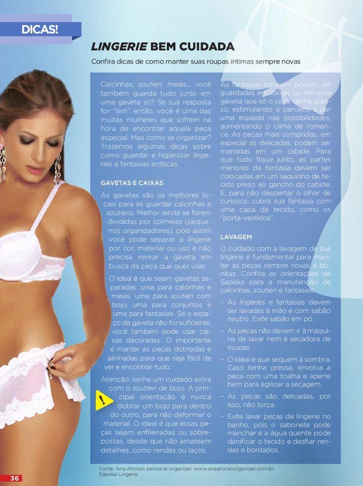 Catálogo Sapeka Lingerie