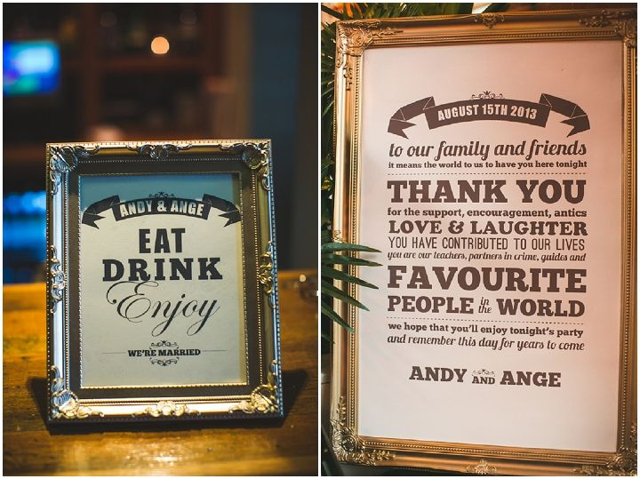 Ange and Andy's Quirky, Vintage Inspired Wedding Across Three Venues. By S6 Photography