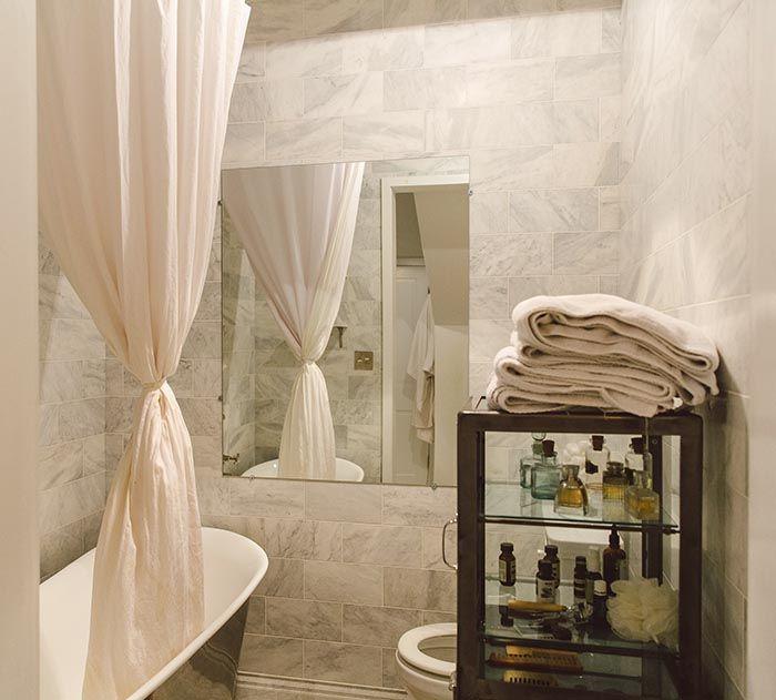Brownstone Decorating Ideas: 35 Best Brownstone Bathrooms Images On Pinterest