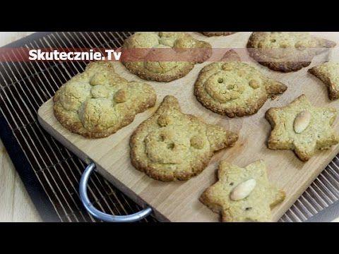Owsiane ciastka orzechowe (dla dzieci i nie tylko) :: Skutecznie.Tv [HD]