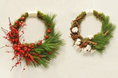 YaU Concept _ YaU flowers _ secret santa 2014 _ christmas wreath _ yausecretsanta2014+coronitacraciun (2) #christmas #christmasdecor #holiday #candle #christmascandle #yauconcept #yau #christmasdecoration #wreath #christmaswreath