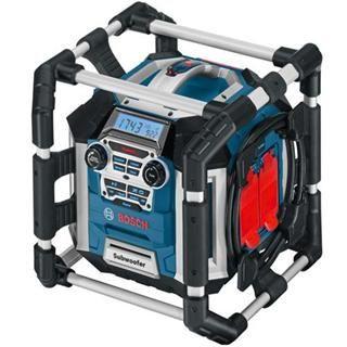 Bosch GML 50 POWERBOX Jobsite Radio