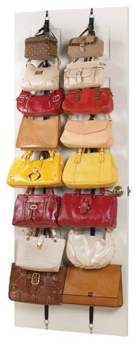 Handbag storage organiser