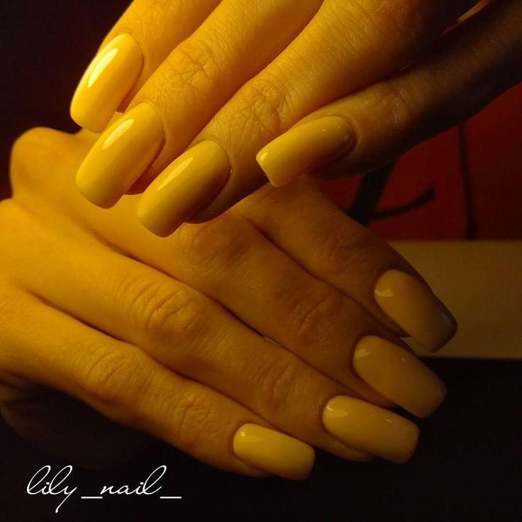 2 отметок «Нравится», 1 комментариев — 💅маникюр👣 педикюр👉Зеленка,Уфа (@lily_nail_) в Instagram: «Ногти свои. Отрощенные под покрытием гель лака. Без маникюра. Покрытие гель лаком. #маникюруфа…»