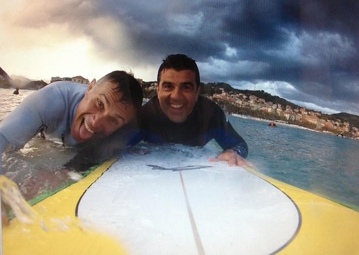 Surf! #bagnivirginia #loano