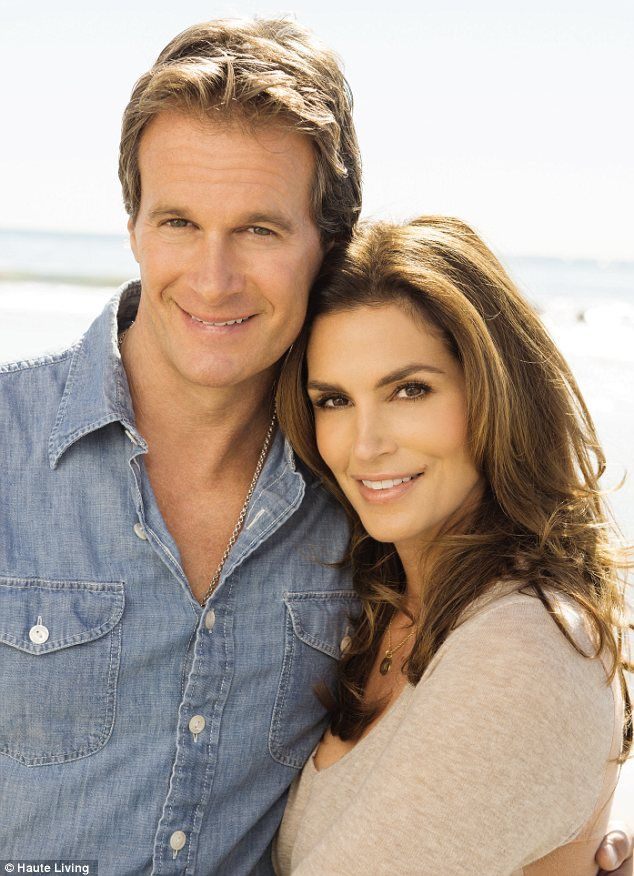 Cindy Crawford and hubby Rande Gerber, together 20 years