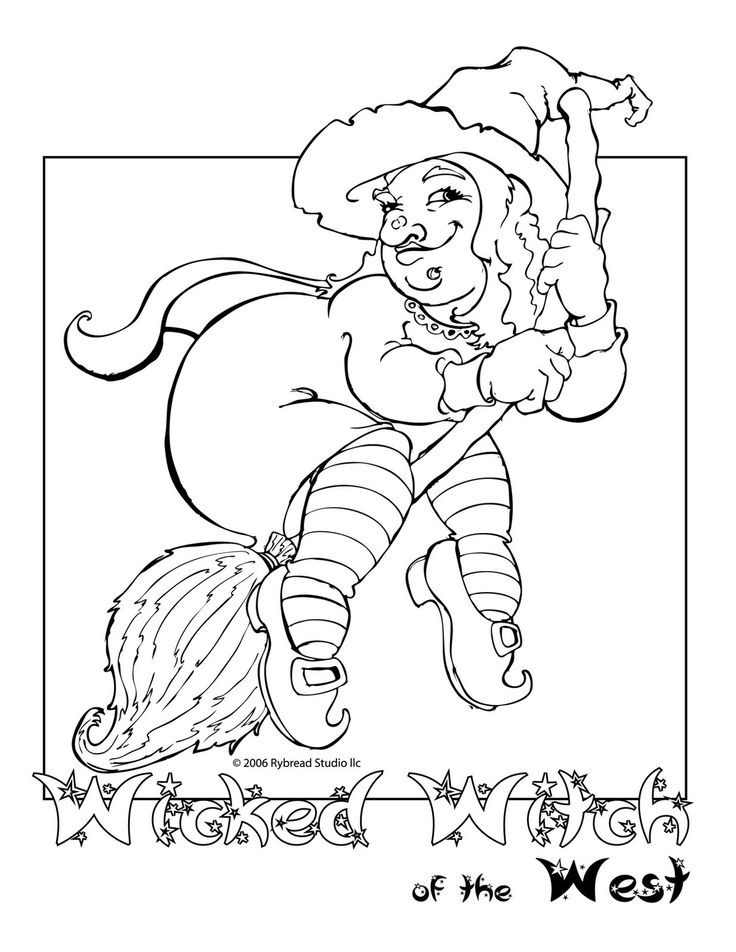 67 besten witches young and old Bilder auf Pinterest | Malbücher ...