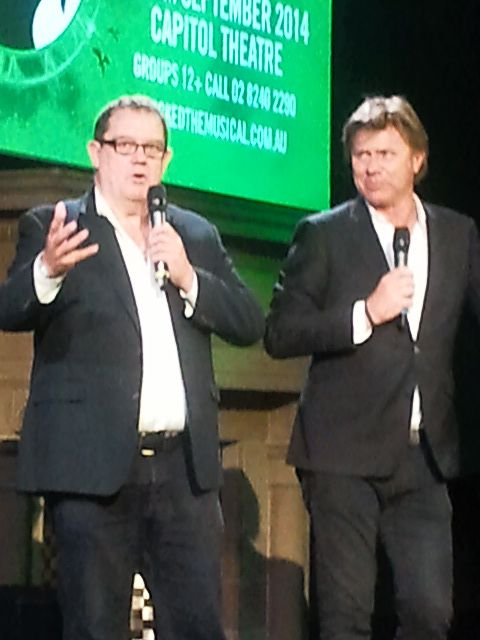 John Frost & Richard Wilkins