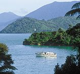 Portage Marlborough Sounds. 10mins by boat from Picton, 1.5hours by car