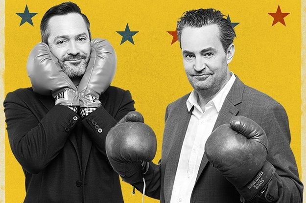 Matthew Perry And Thomas Lennon Find Out How Well They Really Know Each Other