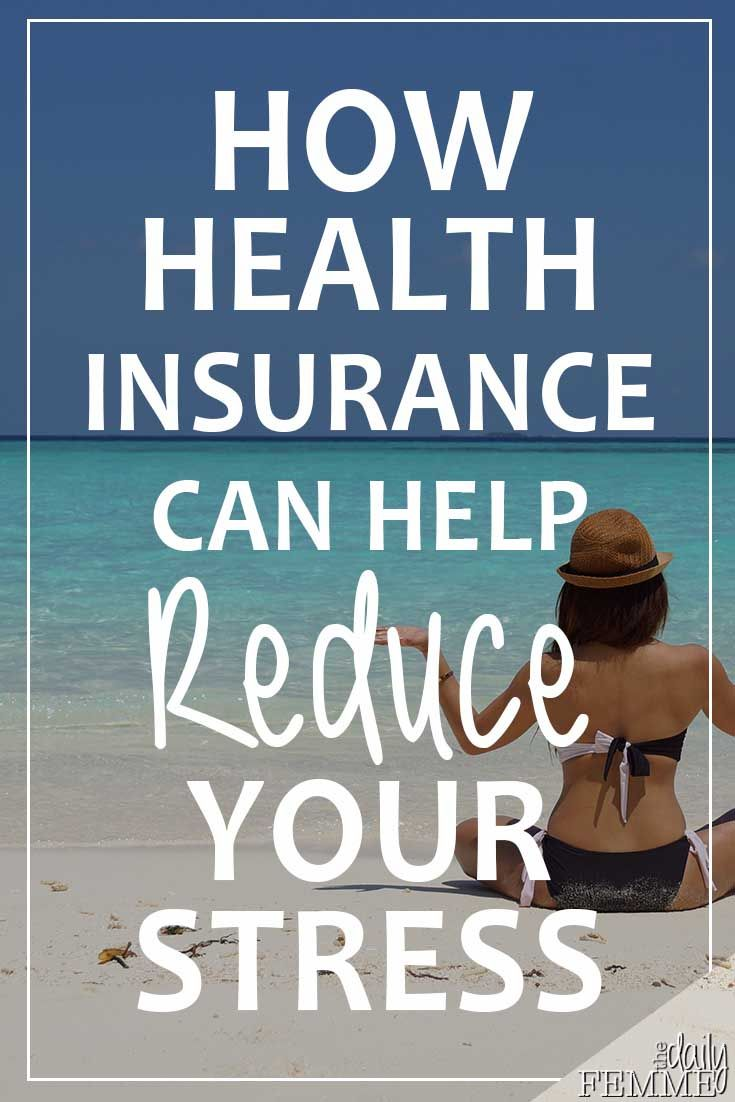 Health insurance may not be high on your list of things that can help you reduce your stress but using it properly can bring many advantages to your health. I use my 'extras' cover for tons of stress reducing options... how about you?