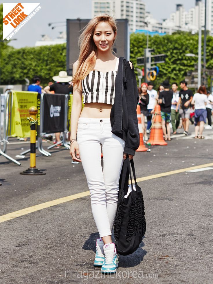 2014.06.27 김현진 (26세 | 대학생 | 종합운동장) 재킷 미스터 준코 | 팬츠 Uniqlo | 신발 Nike