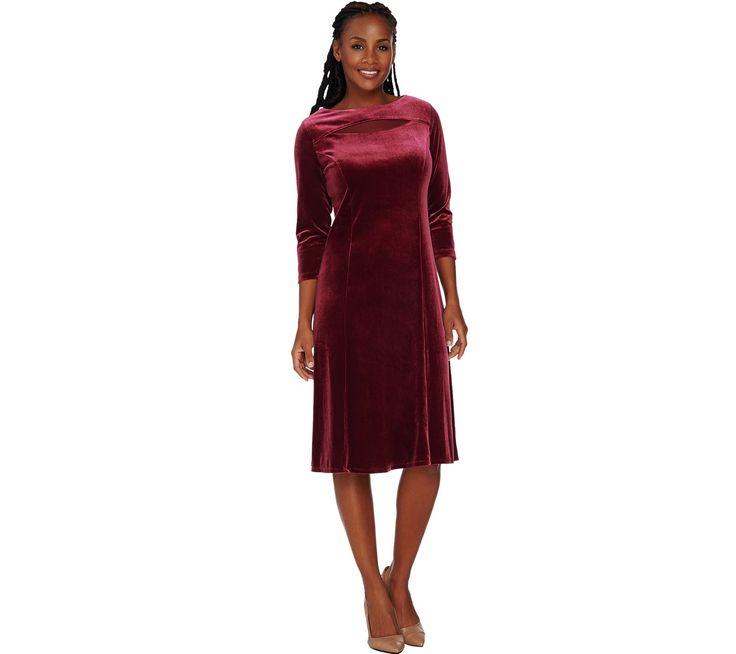 Qvc Plus Size Dress Fashion Dresses