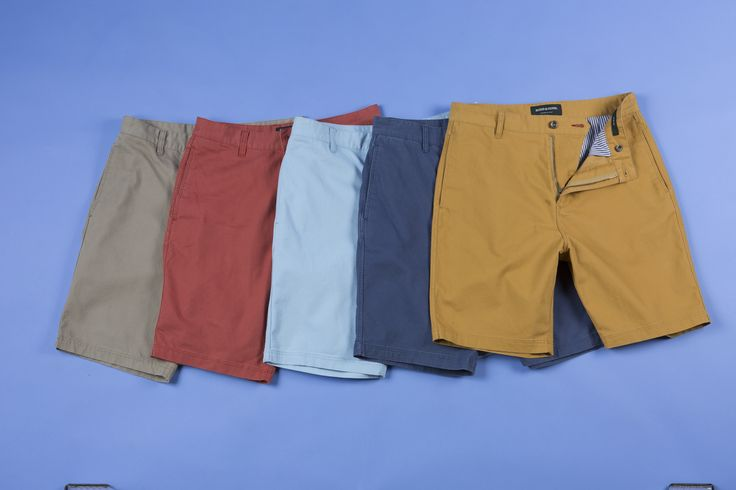 Tailored for superior comfort and fit, Rodd & Gunn's range of shorts are ideal casual options for the warmer months.