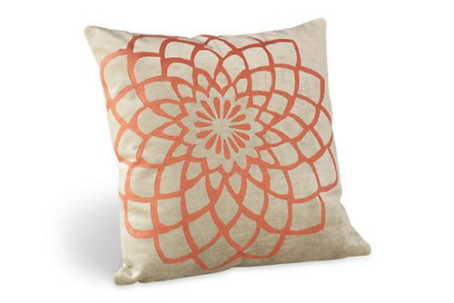 15 best images about pillows i love on pinterest linen for Room and board pillows