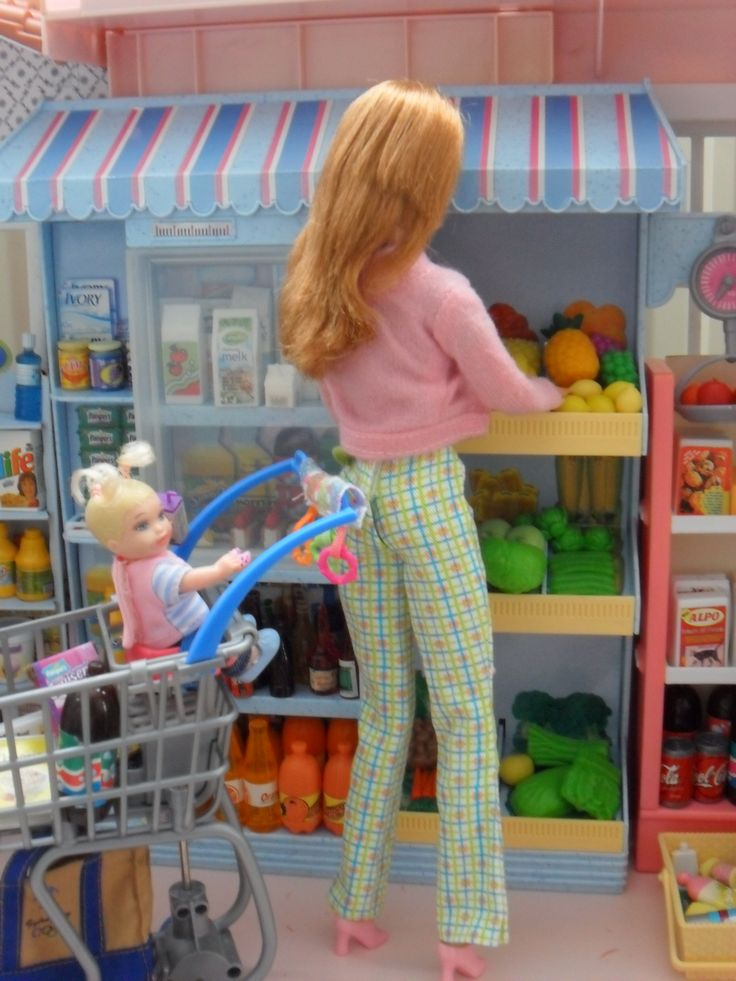 438 Best Images About Barbie Happy Family On Pinterest