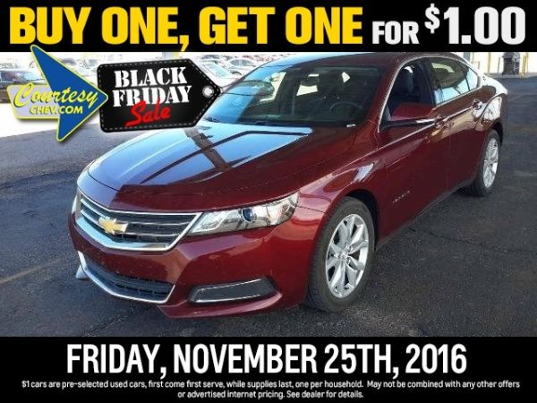 Used 2016 Chevrolet Impala for Sale in Phoenix, AZ – TrueCar