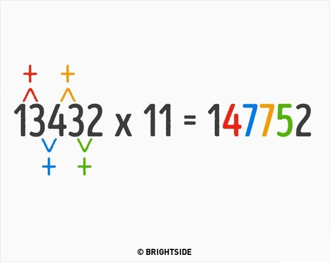 Nine math tricks we weren't taught at school