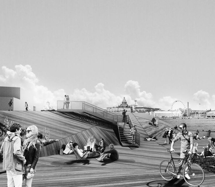 concept of Guggenheim Helsinki Museum | UGO Architecture