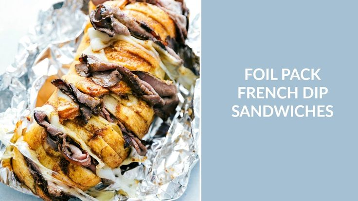 Sandwiches with French dip   – recipes