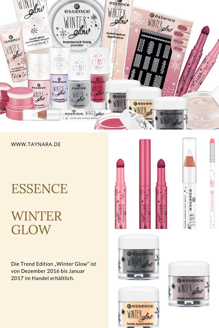 Die neue Trend Edition Winter Glow von Essence verspricht viel (rosa) Kosmetik. Nagellack, Make-Up, Kajal, Eyeshadow oder Lippenpflege. Die Edition bringt einen perfekt durch den kalten Winter.
