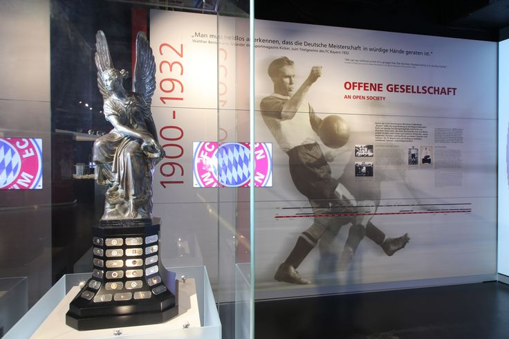 Image result for bayern munich football club museum