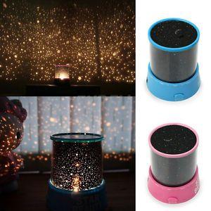 Projecteur-Lumiere-Ciel-Etoile-Lampe-Veilleuse-LED-Decor-Chambre-Enfant