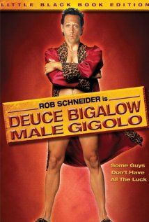 "Deuce Bigalow: Male Gigolo (1999) Why I hated it- When the ""jokes"" in the movie have to resort to being so low brow that a blind person bumping into walls is supposed to be the joke, I have to draw the line.  Preschool humor at it's finest."