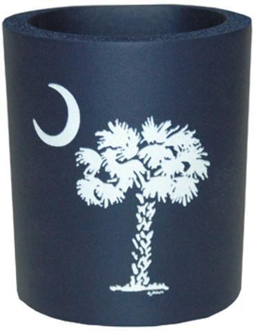 South Carolina Koozie Foam Moon Palmetto - 144 Units