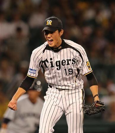 Shintaro Fujinami (Hanshin Tigers)