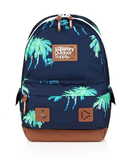 Superdry Super Palm Montana Backpack - bought this for the holiday. Can't wait to use it!